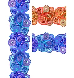 Indian ornament vector