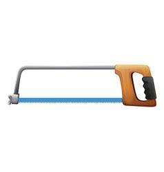 A cutting saw vector