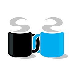 Coffee Link vector image