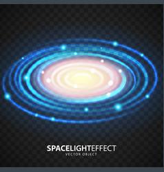 Milky way effect vector