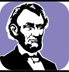 Abraham lincoln vector