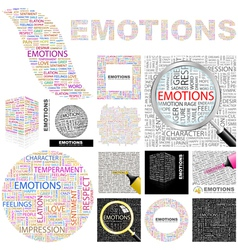 Emotions vector