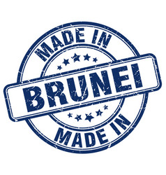 Made in brunei vector