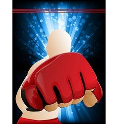 MMA vector image vector image