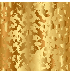 Golden abstract texture vector