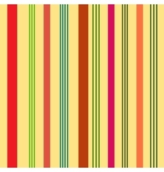 Striped color seamless pattern vector