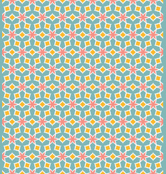 abstract shape design pattern vector image