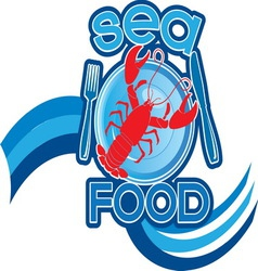 Sea food3 vector