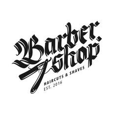 Barbershop icon vector