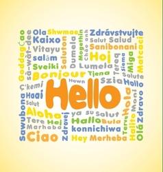 Hello translations vector