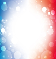 abstract background blur color of american flag 1 vector image
