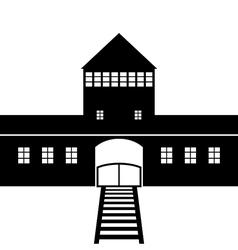 Auschwitz vector
