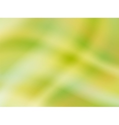 Bright green yellow background abstract vector