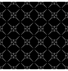 Star geometric seamless pattern 6210 vector image