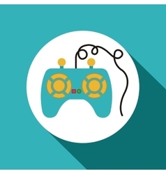 control game design vector image