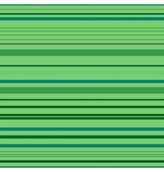 Striped green seamless pattern vector