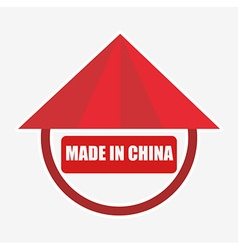 Chinese product design vector
