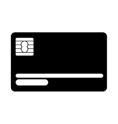 Money chip card vector