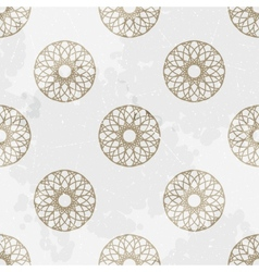 Ornament seamless pattern vector