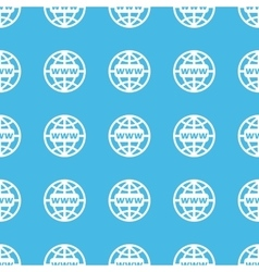 Global network straight pattern vector