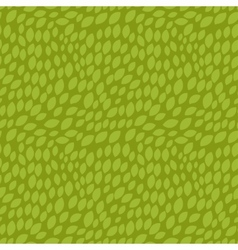 Seamless abstract pattern with stylized green vector
