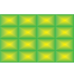 Pattern Green Colors Background vector image