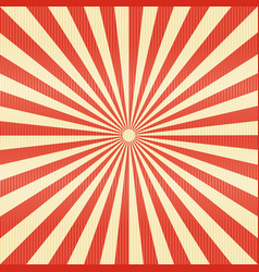 Striped lines pattern paper retro radius burst vector