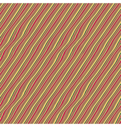 wavy stripes vector image