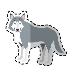 Animal icon image vector