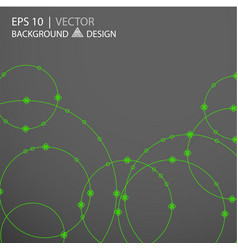 abstract geometric pattern and vector image vector image