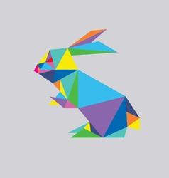 Geometric rabbit vector