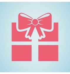 Gift icon design vector