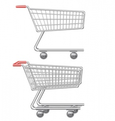 Ng cart vector illustration vector