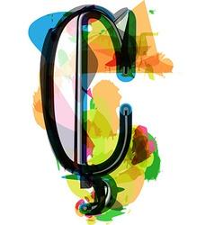Artistic Symbol vector image