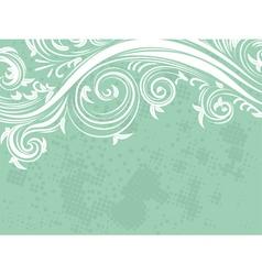 Decorative floral background4 vector