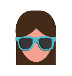 Glasses accessory design vector