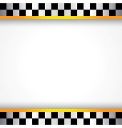 Race background square vector image