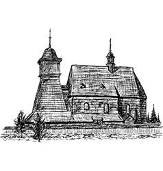Chapel vector