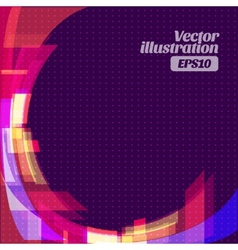 Geometrical abstract backround vector
