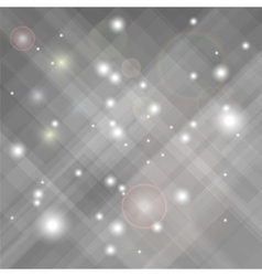 Abstract blurred grey pattern vector