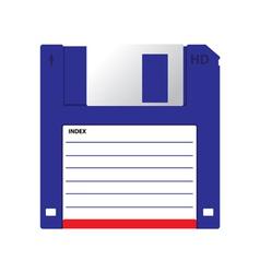 Hard disk vector image