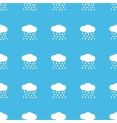 Raining straight pattern vector