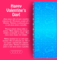 Lovely greeting card vector