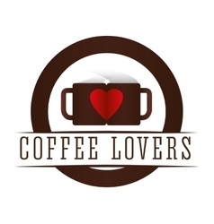 Coffee icon design vector