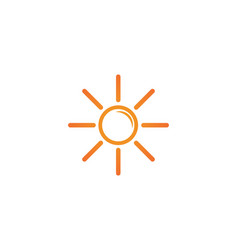 - sun burst star icon vector