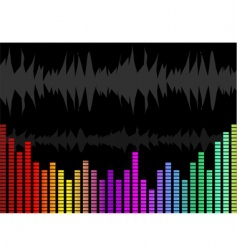 Music graph vector