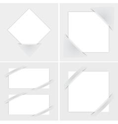 Papper leaf vector image