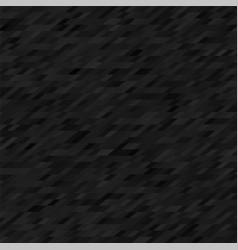 dark gray mosaic background vector image