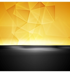 Abstract modern contrast background vector