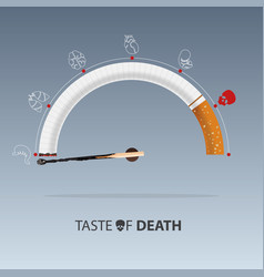 may 31st world no tobacco day no smoking day vector image